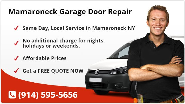Mamaroneck Garage Door Repair